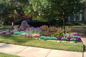 Landscape Design Dallas Dallas Curb Appeal